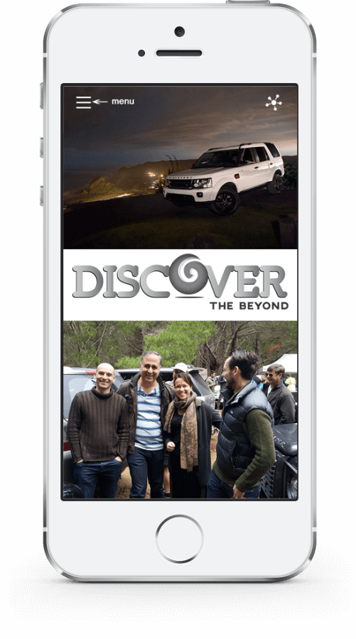 Discover the Beyond